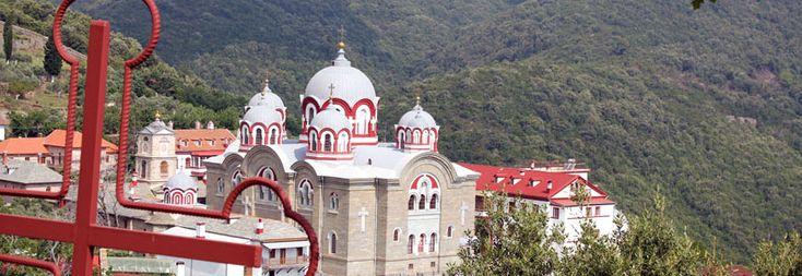 Visiting Mount Athos Halkidiki