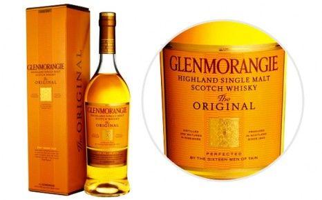 "Glenmorangie Original Highland Single Malt Whisky - 700ml., Free 50ml Glenmorangie ""The Nector D"