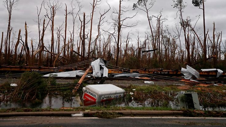 Fox News Search And Rescue Crews Dispatched To Florida Panhandle Https Ift Tt 2c9lo2a Panama City Panama Path Of Destruction Hurricane