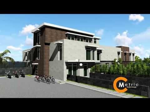 CMetricstudio3D jasa animasi 3D, desain Arsitektur, Interior, mekanik, dll
