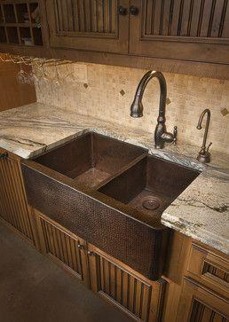 Cabana House Addition mediterranean bathroom