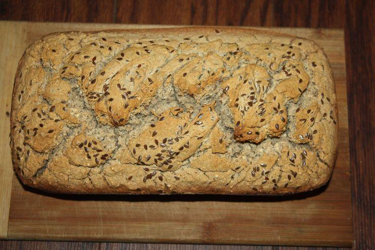 Pain au sarrasin et aux graines de sésame (sans gluten) - Essence Adama