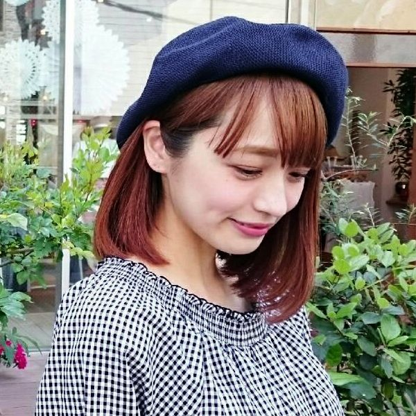 【20%OFF】summer knit beret~サマーニットベレー | flower webshop[フラワーウェブショップ]