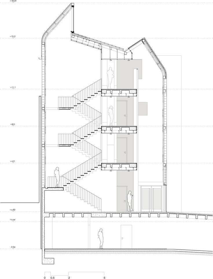 24 best construction stair drawings images on pinterest