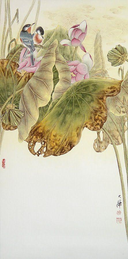Lou Dahua Chinese Artist: