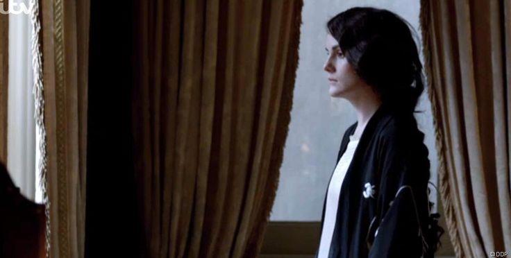 """Herzzerreißender Abschied von ihrem Verlobten: """"Downton Abbey""""-Star Michelle Dockery, 34, hat gestern, 16. Dezember, ihrem verstorbenen Lebensgefährten John Dineen mit einer bewegenden Trauerrede gedacht. Den 34-Jährigen nannte sie darin """"mein Held, mein König, mein Ein und Alles""""."""
