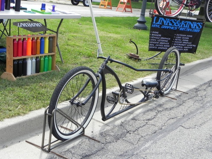 Custom cruiser bicycles
