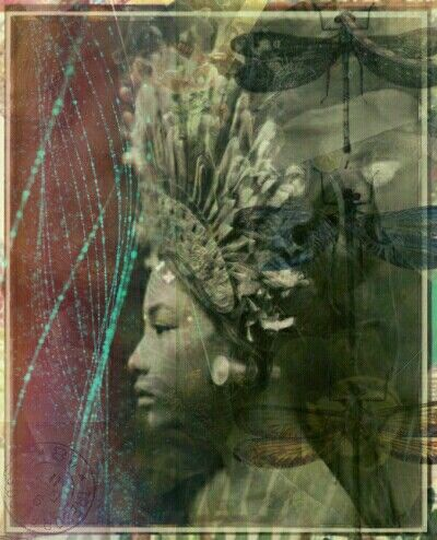 Rory Robinson 2015 #collage #art #vintage #beauty