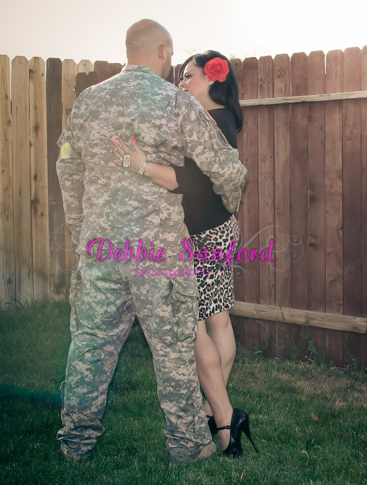 Army love  Army love photography
