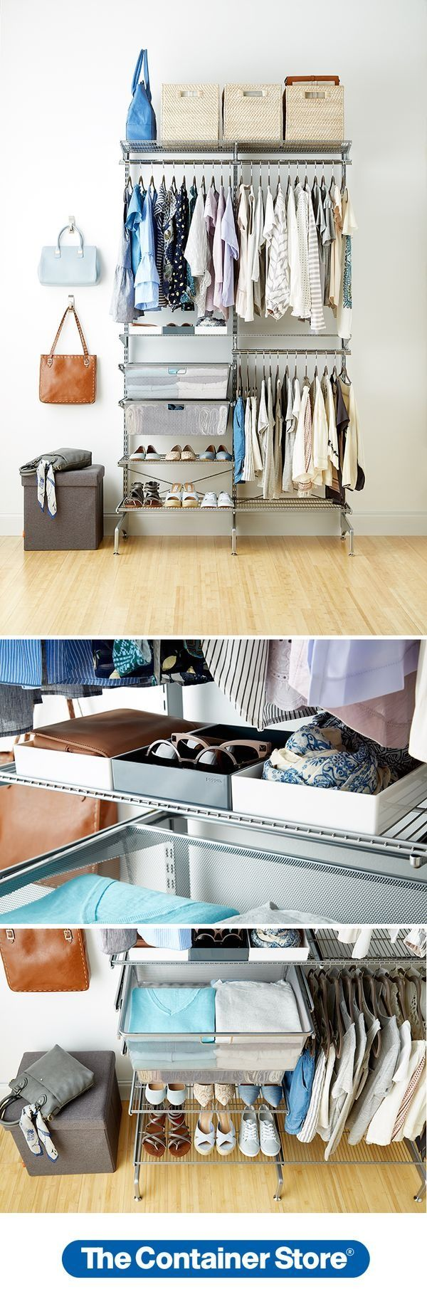25 Best Ideas About Freestanding Closet On Pinterest