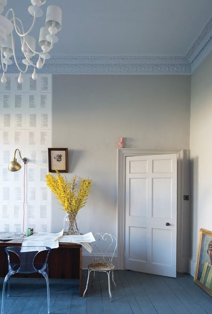 Little Miss Homes: Your Home: Gorgeous New Colours from Farrow & Ball