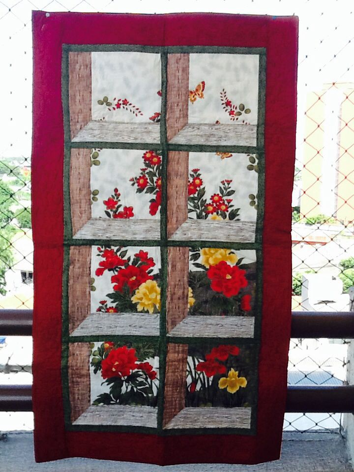 17 best images about quilting attic window on pinterest for Window quilts