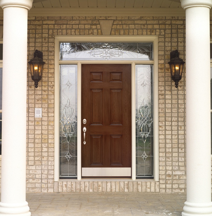 102 best images about provia entry storm doors on for Front door with storm door