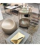 Shop XLBoom eigentijdse woonaccessoires en meubels bij North Sea Design online of in Rotterdam. Puur en functioneel design tafel Yoso van XLBoom.