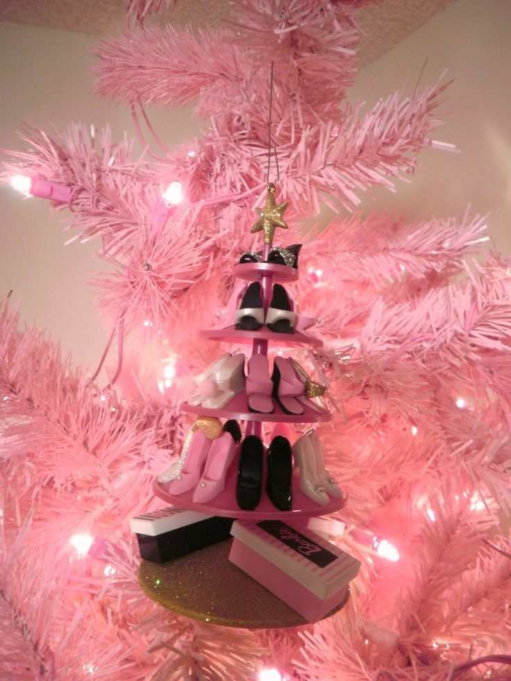 127 Best Barbie Things Images On Pinterest Christmas Ornaments