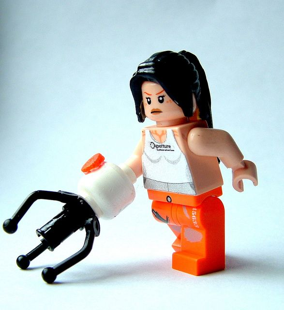 17 Best images about Portal 2 on Pinterest | Portal, Lego ...