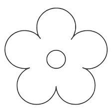 Resultado de imagem para moldes de floress