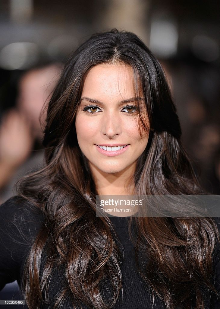 Actress Genesis Rodriguez arrives at Summit Entertainment's 'The...