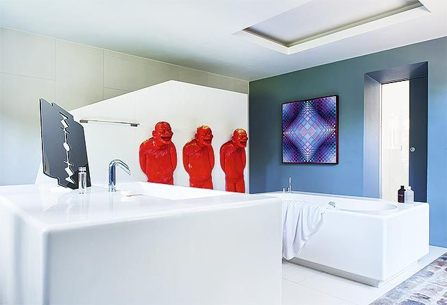 Шарль Бертье (Charles Berthier): семейный дом, офис, музей... • Интерьеры • Дизайн • Интерьер+Дизайн