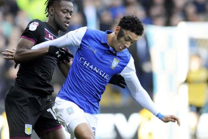 Sean Clare was Sheffield Wednesday's best player against Aston Villa according to our ratings