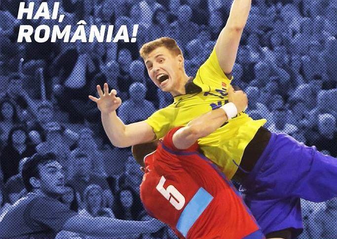 Handbal masculin: Naționala de handbal masculin a României contează pe al optulea jucător, publicul