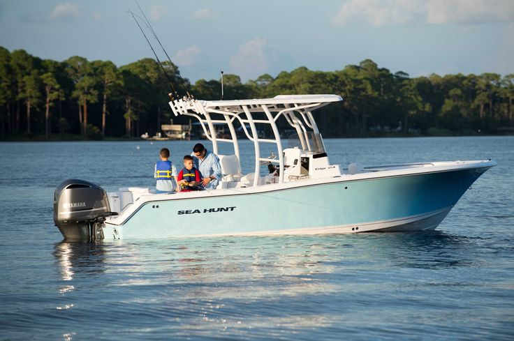 17 best images about boats on pinterest center console for Family fishing boats