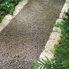 garden walkway to surround vegetable beds
