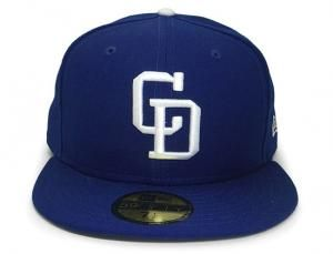 Classic Chunichi Dragons 59Fifty Fitted Cap