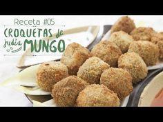 Receta de Croquetas de judía Mungo | Chili&Coco Recetas