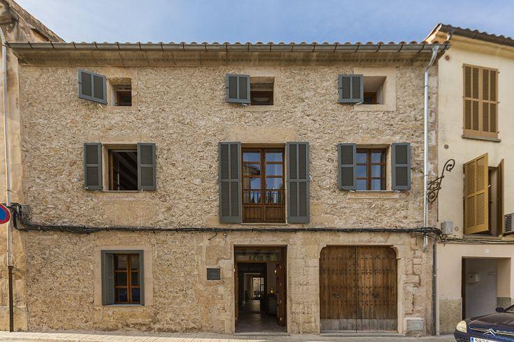 35 best fachadas de casas r sticas images on pinterest - Casas de piedra rusticas ...