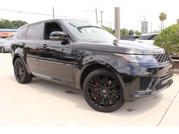 LAND ROVER RANGE ROVER SPORT SUPERCHARGED DYNAMIC Land
