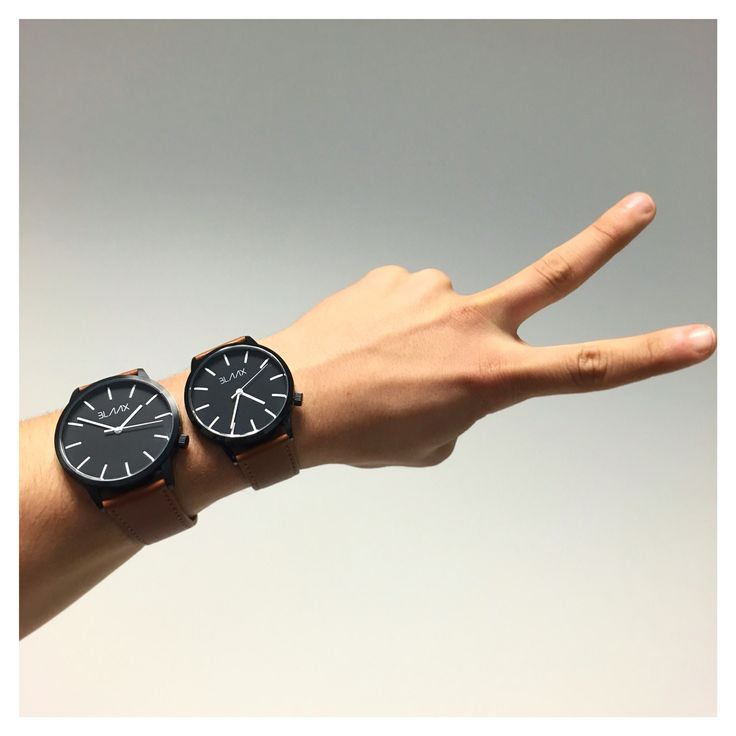 Peace out with our new Baby Bondi & Bondi Tan timepiece's✌🏼️#myblaax