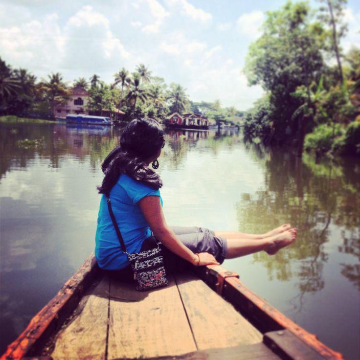 Backwaters Kerala Alleppey