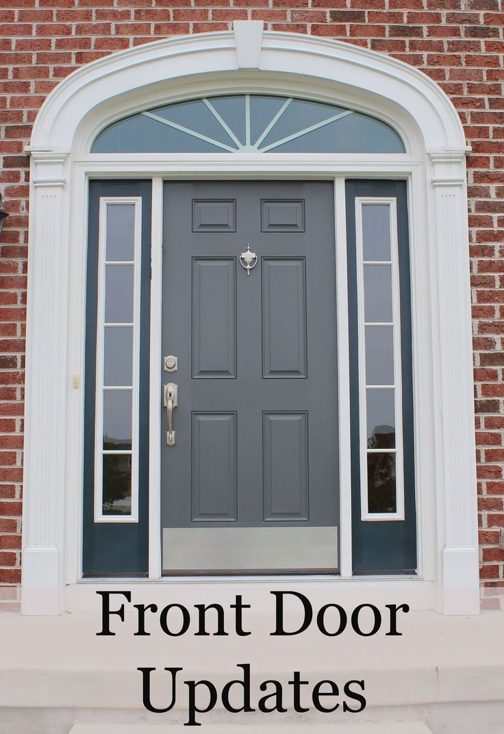 13 best front door magic colonial styles images on pinterest front door updates easy project for the fall scheduled via http rubansaba
