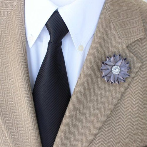 Mens Gifts Lapel Flower Custom Lapel Pin Mens Fashion...