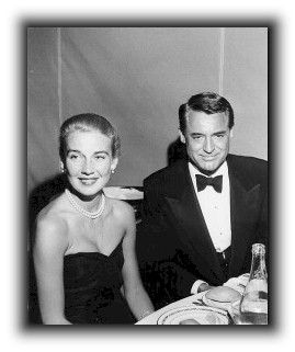Cary Grant & Betsy Drake married December 25, 1949 - August 1962