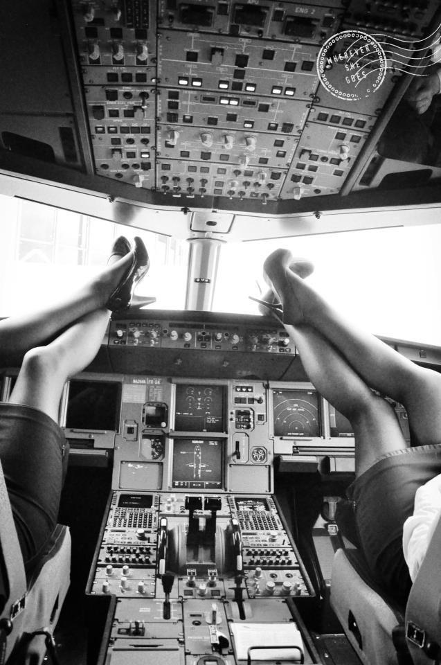 Beauty Secrets of Flight Attendant with Flawless Skin.