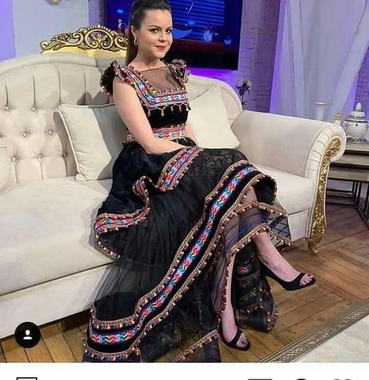 Pin By Mimi Nawara On Robe Kabyle Women Blouses Fashion Dresses Fashion