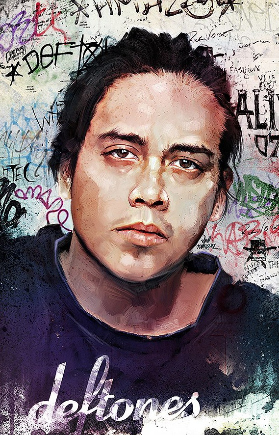Chi Cheng  Chi Cheng from Deftones RIP 8/15/70-4/13/13.... So sad :( you will be missed.