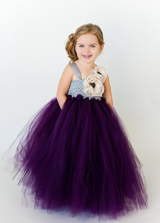 c27756c2364 Flower Girl Dresses Purple And Silver - Wedding Dresses Online