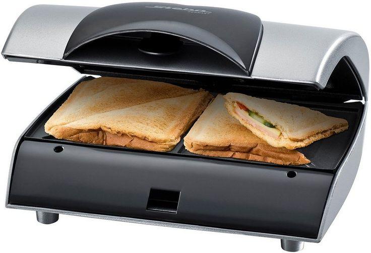 Steba Sandwichmaker SG 20, 700 Watt, für Big American Toast für 35,90€. Für Big American Toast, Antihaftbeschichtete Druckguß-Platten bei OTTO