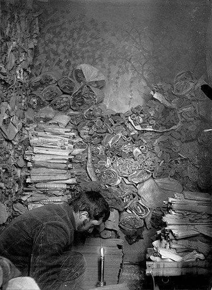 Russian biblioteka In documentary repository
