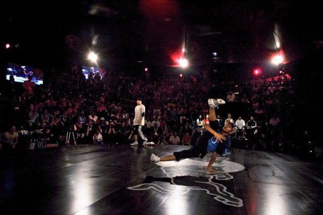Bboy Battle Videos of the Red Bull BC One 2006 in São Paulo