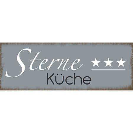 Xavax Dekoschild Sterneküche, 39 x 14 cm