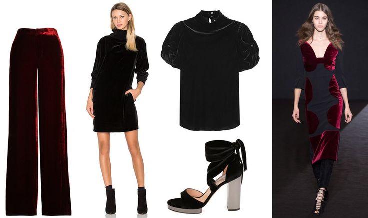 Velvet! Pants, Etro // mini dress, ΑΤΜ //Top, Étoile Isabel Marant // Shoe, Valentino // Catwalk Roland Mouret