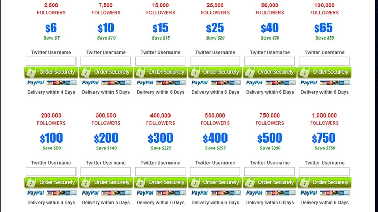 Buy twitter followers without following. 100% Guaranteed Twitter followers. The #1 Wholesale Twitter Follower Provider on the Net!  Tags: Buy Followers, Buy Twitter Followers, Cheap Followers, Where to get followers, How to get followers,