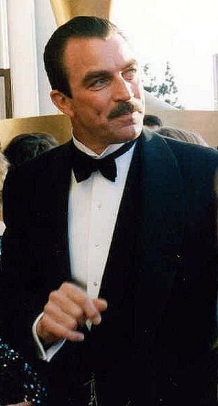 """Thomas William """"Tom"""" Selleck is an American actor and film producer, best known for his starring role as Hawaii-based private investigator Thomas Magnum on the 1980s television show Magnum, P.I. He also plays Jesse Stone in a series of made-for-TV movies based on the Robert B. Parker novels. In 2010, he appears as Chief Frank Reagan in the drama Blue Bloods on CBS."""
