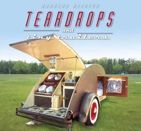 To this day, teardrops represent one of the cheapest and easiest do-it-yourself portable building types out there, and people continue to customize them in all kinds of creative ways. Sub-cultures have formed around fans and owners, while books like Teardrops & Tiny Trailers have been written about the phenomena and history as well.