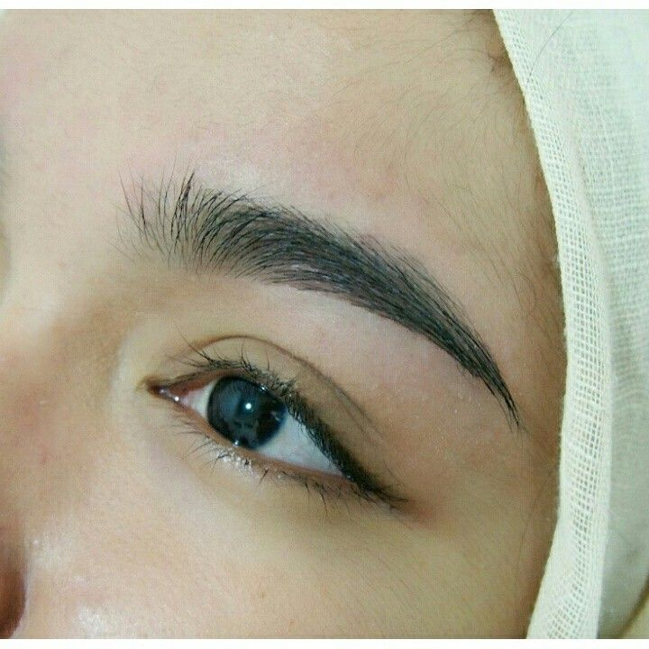 The work of eyebrow is a work of art..  Find me on IG @Oh_waxing