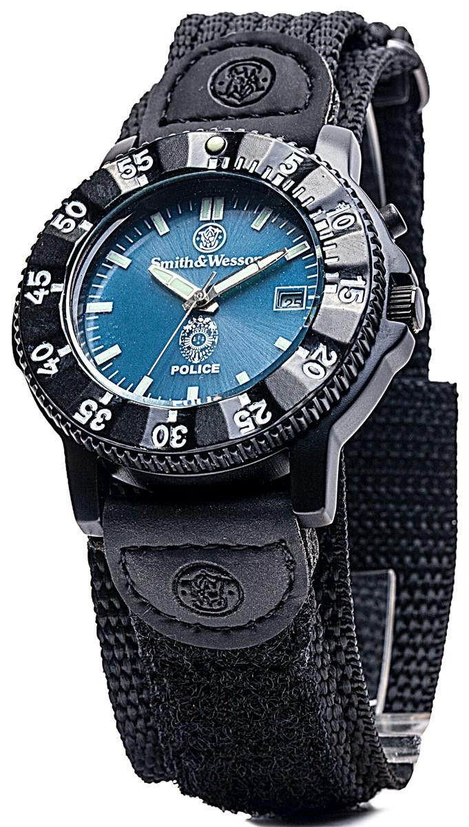 Smith & Wesson 455 Police Watch